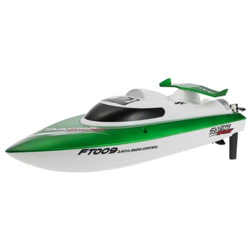 цена на Катер Fei Lun FT009 46 см зеленый/белый