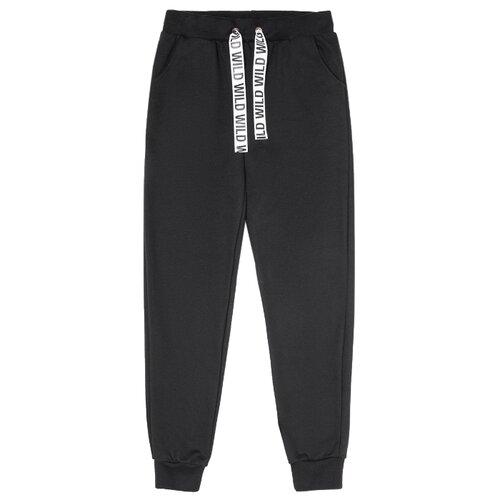 Спортивные брюки CUBBY размер 140, черный к25, Брюки  - купить со скидкой