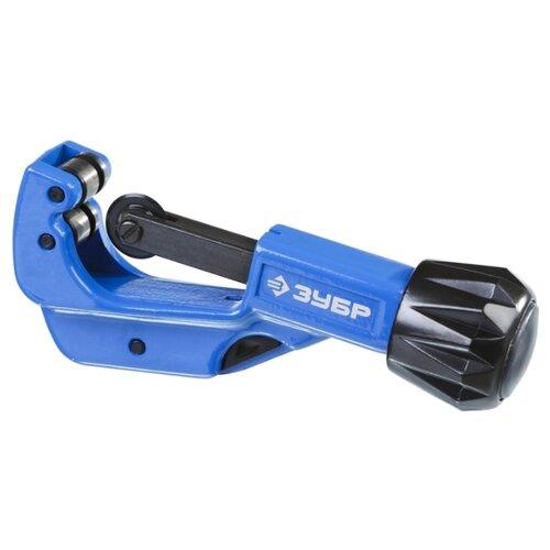 Фото - Роликовый труборез ЗУБР Профессионал ЭКСПЕРТ (23710-32) 3 - 32 мм синий роликовый труборез zenten basick 7330 3 3 30 мм красный