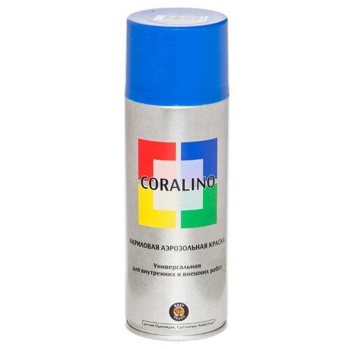 Краска Eastbrand Coralino универсальная RAL 5005 сигнальный синий 520 мл