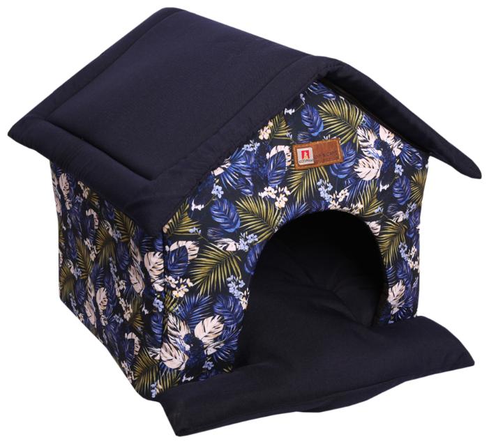 Домик для собак и кошек Зоогурман Ампир