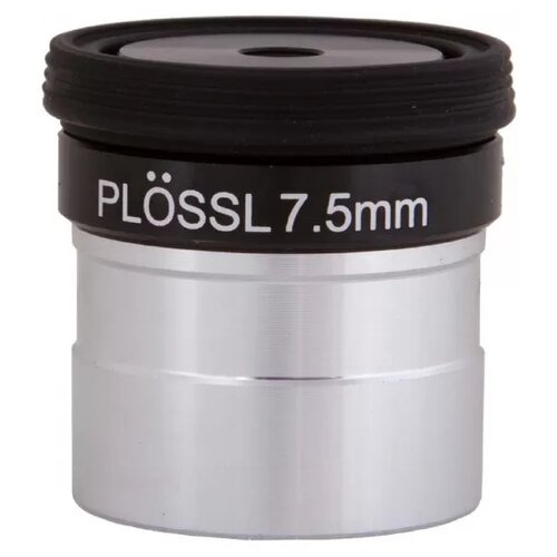 Фото - Окуляр Sky-Watcher Super Plössl 7.5 мм, 1.25 071358 черный окуляр sky watcher plossl 6 3 мм 1 25 68780 серебристый