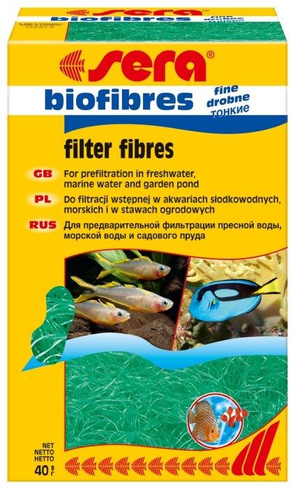 Наполнитель Sera Biofibres Fine 40 г