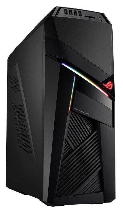 Игровой компьютер ASUS ROG Strix GL12CS-RU003T Midi-Tower/Intel Core i5-8400/16 ГБ/256 ГБ SSD+1 ТБ H