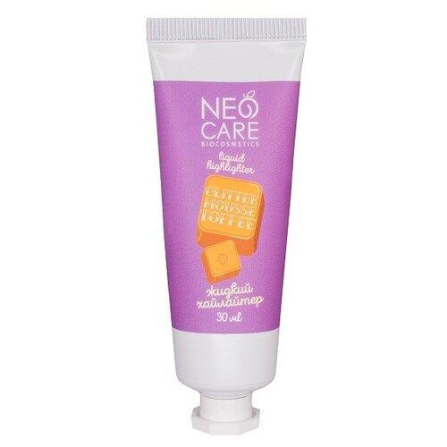 Фото - Neo Care Хайлайтер Glitter mousse toffee крем для рук neo care apricot mousse увлажняющий 30 мл