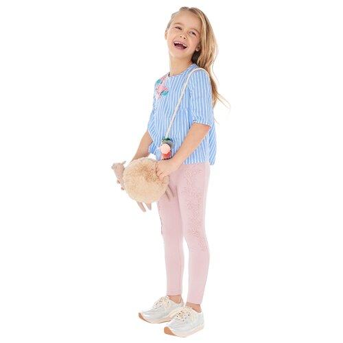 Джегинсы INFUNT размер 128, светло-розовыйДжинсы<br>