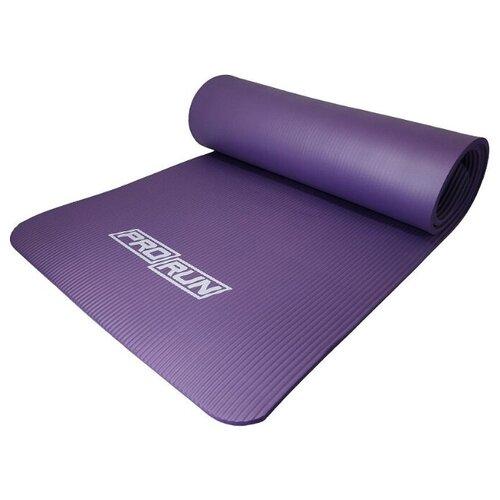 Коврик (ДхШхТ) 180х60х1 см ProRun 100-4847 фиолетовый однотонный