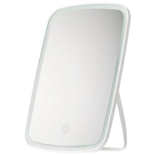 Фото - Зеркало косметическое настольное Xiaomi Jordan Judy LED Makeup Mirror (NV026) с подсветкой белый зеркало косметическое настольное planta plm 1725 copper с подсветкой медный никель