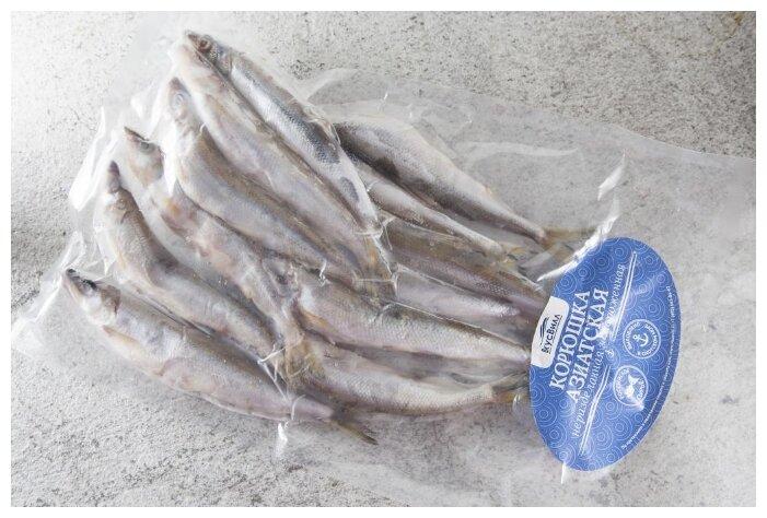ВкусВилл Замороженная корюшка азиатская 500 г