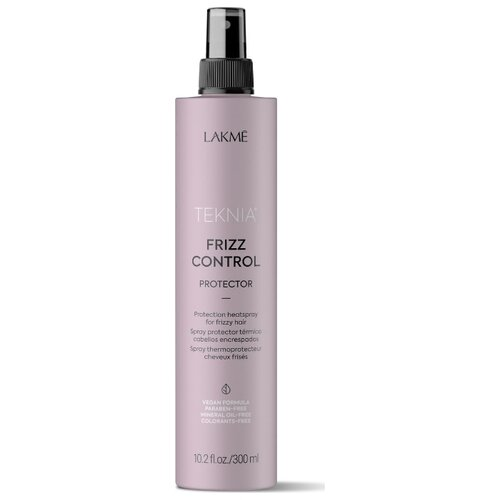 Lakme Teknia Frizz Control Protector Спрей для термозащиты волос, 300 мл