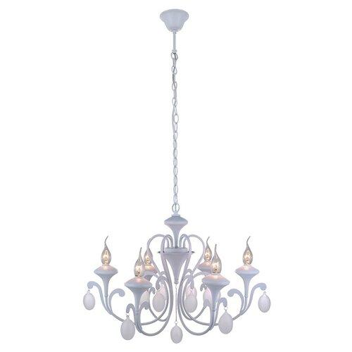 Люстра Arte Lamp Montmartre A3239LM-6WH, E14, 240 Вт люстра arte lamp camomilla a6049pl 6wh e27 240 вт