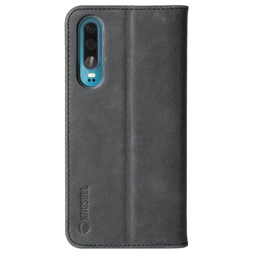Чехол Krusell Sunne 2 Card FolioWallet для Huawei P30 черный