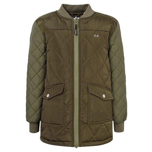 Купить Куртка NIK&NIK B.4-200.6900 размер 140, хаки, Куртки и пуховики