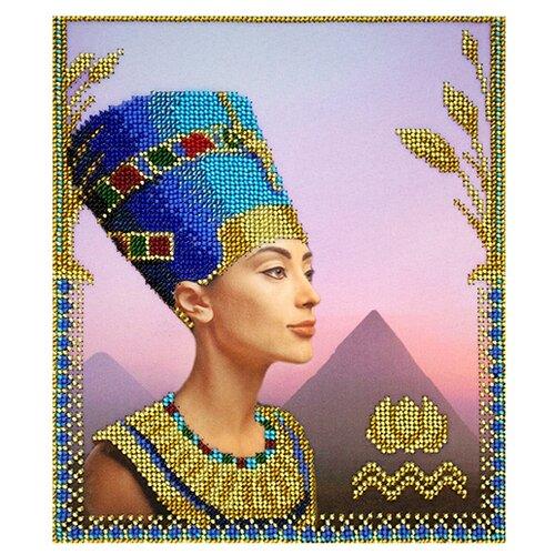 Купить Созвездие Набор для вышивания бисером Египет 20 х 24 см (АГД-101), Наборы для вышивания
