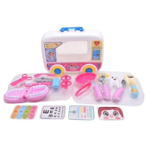 Купить Набор доктора Наша игрушка (TP533), Играем в доктора