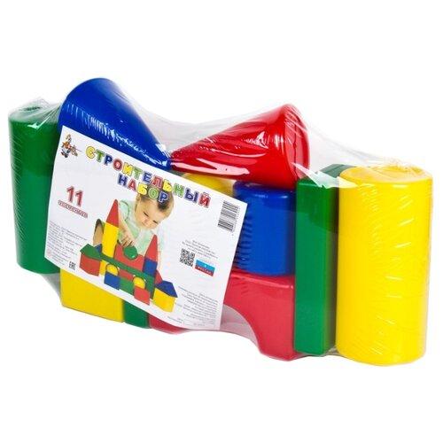 Купить Кубики Десятое королевство Строительный набор 01692, Детские кубики