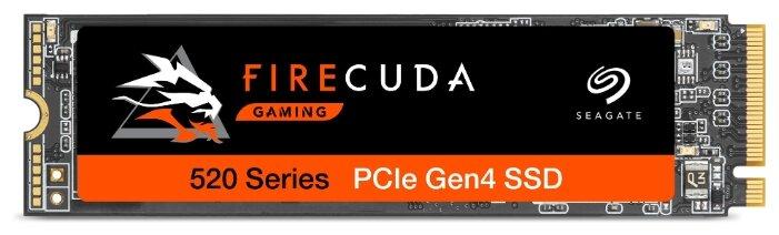 Твердотельный накопитель Seagate FireCuda 520 1000 GB (ZP1000GM30002) — цены на Яндекс.Маркете