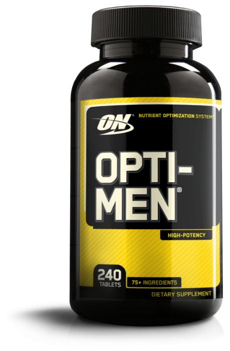 Минерально-витаминный комплекс Optimum Nutrition Opti-Men (240 таблеток)