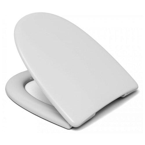 Крышка-сиденье для унитаза HARO Fjell дюропласт с микролифтом белый сиденье для унитаза с микролифтом haro manta 4016959143060