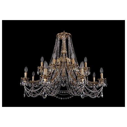 Люстра Bohemia Ivele Crystal 1771 1771/16/342/C/FP, E14, 640 Вт люстра bohemia ivele crystal 1771 1771 16 410 c gb sh37 160 e14 640 вт