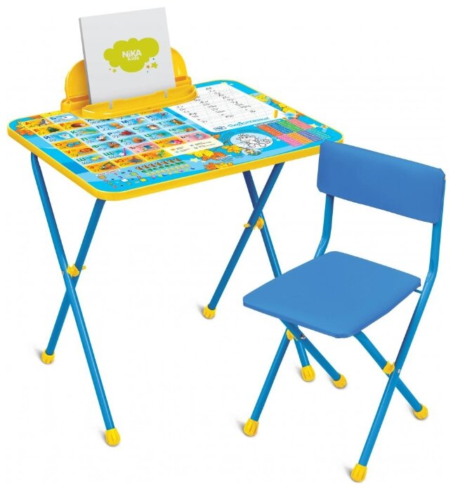 Комплект Nika стол + стул Первоклашка (КП2/11)