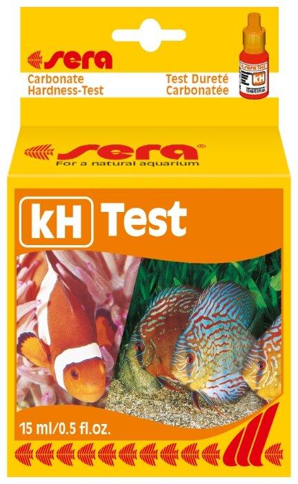 Sera kH-Test тесты для аквариумной воды
