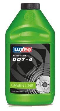 Тормозная жидкость LUXE DOT-4 1 л