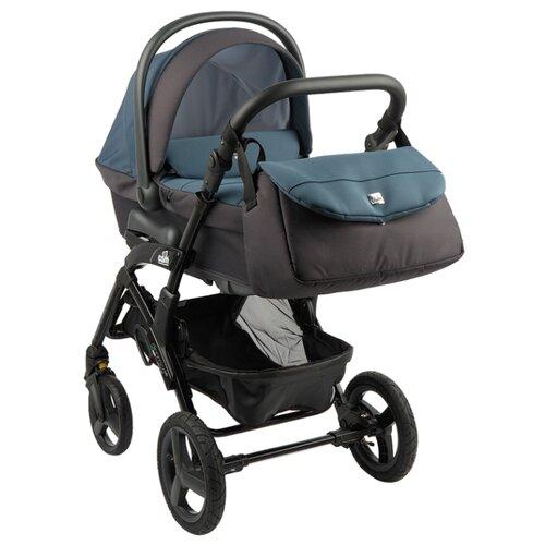 Универсальная коляска CAM Dinamico Up Smart (3 в 1) 780/black, цвет шасси: черный