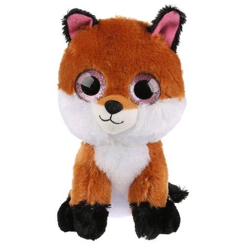 Купить Мягкая игрушка Мульти-Пульти Лисёнок, 15 см, без чипа, Мягкие игрушки