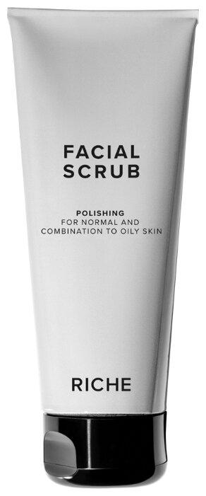 RICHE скраб для лица Facial Scrub
