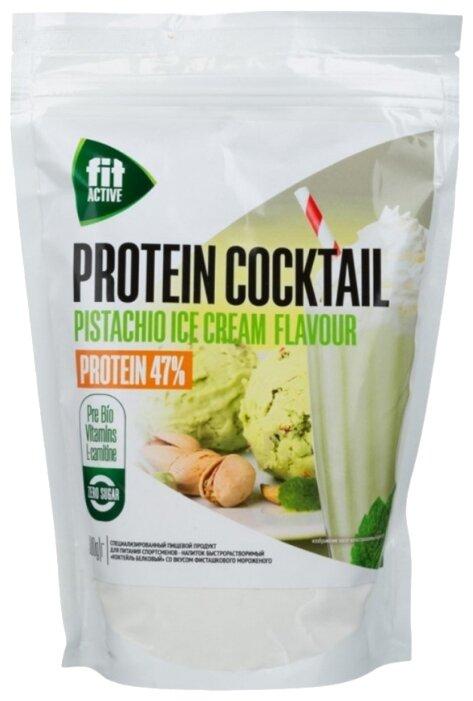 Fit Active протеиновый коктейль с L карнитином