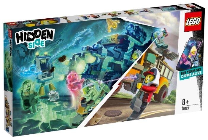LEGO Hidden Side Автобус охотников за паранормальными явлениями 3000 70423