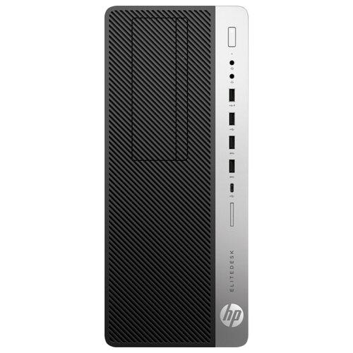 Настольный компьютер HP EliteDesk 800 G5 (7PF14EA) Mini-Tower/Intel Core i5-9500/16 ГБ/512 ГБ SSD/NVIDIA GeForce RTX 2060/Windows 10 Pro черный/серый компьютер