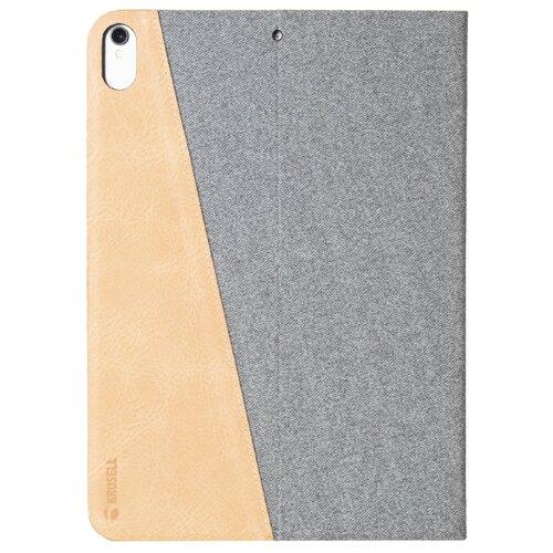 Купить Чехол Krusell Tanum TabletCase для Apple iPad Pro 10.5/iPad Pro 11//iPad Air (2019) бежевый