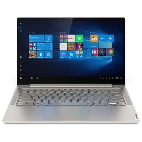 Ноутбук Lenovo Yoga S740-14IIL (81RS007FRU), бежевый