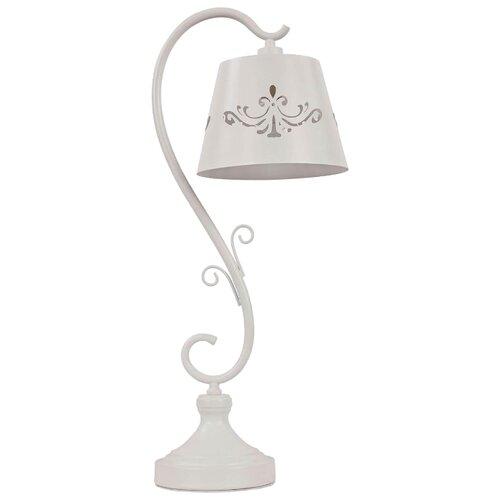 Настольная лампа FREYA Aurora FR2259-TL-01-W, 40 Вт настольная лампа freya nina fr5151 tl 01 yw