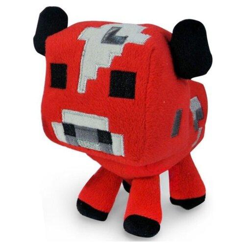 Мягкая игрушка Minecraft: Baby Mooshroom (красный) (18 см)