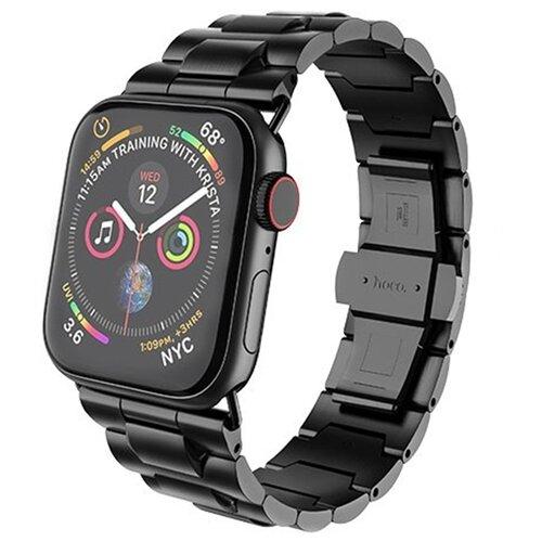 Купить Hoco Ремешок WB03 Limited Edition для Apple Watch 42/44 мм black