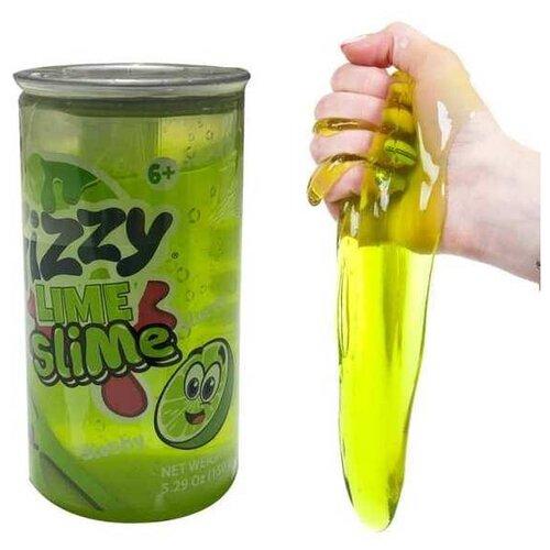 Жвачка для рук Junfa toys Fizzy Lime Slime (ST81) зеленый