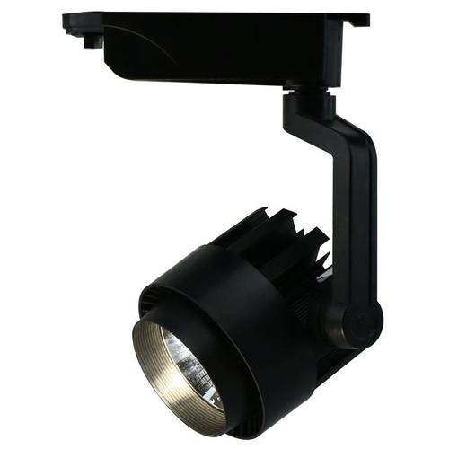 Трековый светильник-спот Arte Lamp Vigile A1620PL-1BK