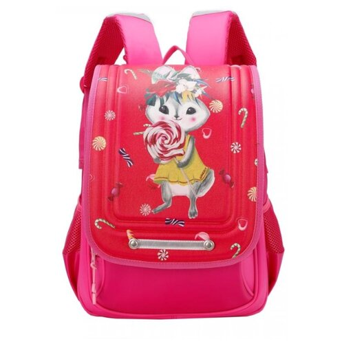 Купить Grizzly Рюкзак (RA-977-1), розовый, Рюкзаки, ранцы