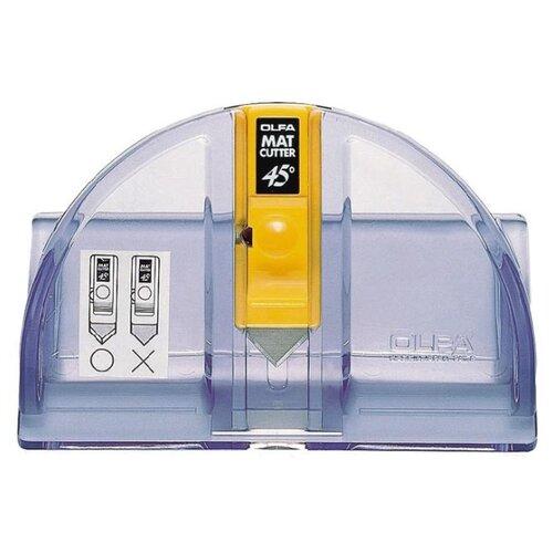 OLFA Резак угловой OL-MC-45/2B прозрачный/желтый