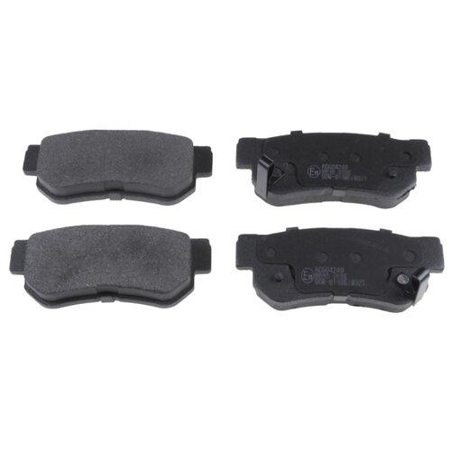 Дисковые тормозные колодки задние BLUE PRINT ADG04249 для Hyundai, Kia (4 шт.)