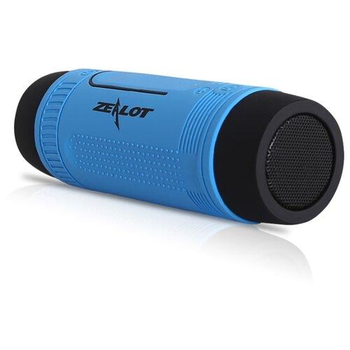 Купить Портативная акустика Zealot S1 голубой