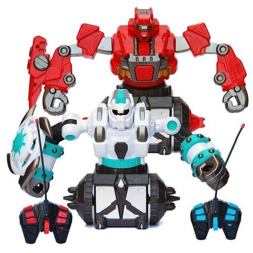 Купить Робот Crazon Battle Armor 17XZ01 красный/белый, Роботы и трансформеры