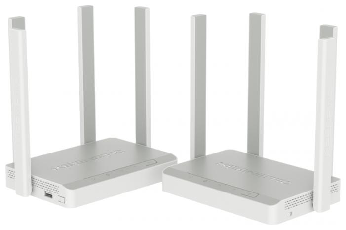 Wi-Fi Mesh система Keenetic Keenetic Viva+Speedster Kit (KN-KIT-002)