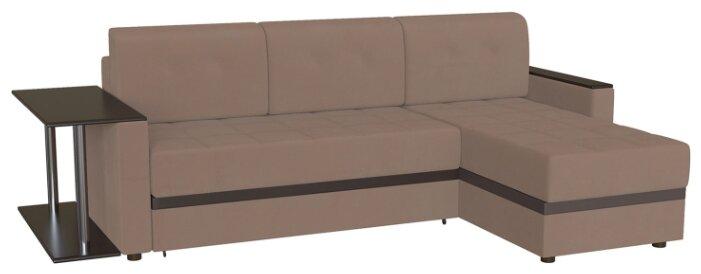 Угловой диван Первый Мебельный Атланта