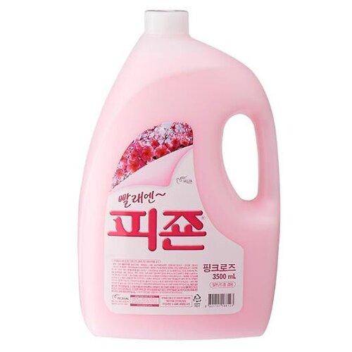 Pigeon Концентрированный кондиционер для белья Pink Rose, 3.5 л