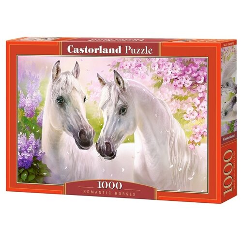 Купить Пазл Castorland Лошади (C-104147), 1000 дет., Пазлы