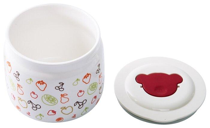 Oursson Баночка керамическая PC89773/IV для йогуртницы